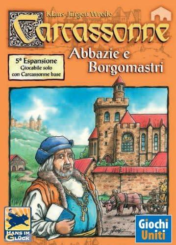 Giochi Uniti Carcassonne - Juego de Tablero (230 mm, 230 mm, 50 mm): No Name: Amazon.es: Juguetes y juegos