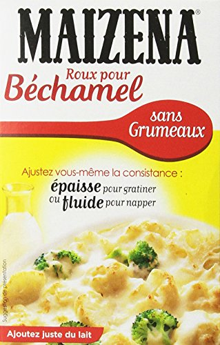 (Maizena French Roux pour Bechamel - Instant Bechamel Sauce Mix - 250g.)
