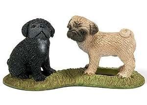 Schleich 16383 -  Figura/ miniatura Cachorros pug