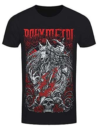 Babymetal Men's Rosewolf T-Shirt Black