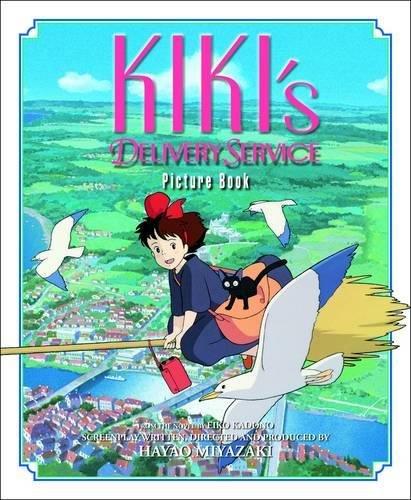 Kikis Delivery Service Picture Book (Kikis Delivery Service Film Comics)