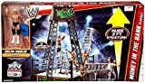 Mattel WWE Wrestling Exclusive Ring Playset Money in The Bank [Includes Dolph Ziggler Figure]