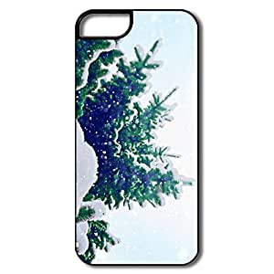 PTCY IPhone 5/5s Design Cool Let It Snow