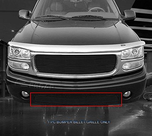Fedar Lower Bumper Billet Grille Insert for 1999-2006 GMC Yukon Denali/Sierra Denali Selected Models