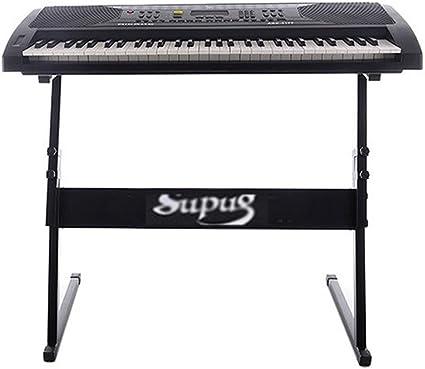 GDGQJRM Soporte de Teclado Piano Soporte Soporte Electronic ...