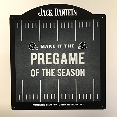 Jack Daniel's Whiskey - Pregame the Season - Football for sale  Delivered anywhere in USA