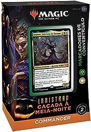 Magic: The Gathering – Deck de Commander de Innistrad: Caçada à Meia-noite – Marcadores de Conventículo   Port