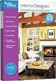 Software : Better Homes and Gardens Interior Designer 8.0 [OLD VERSION]