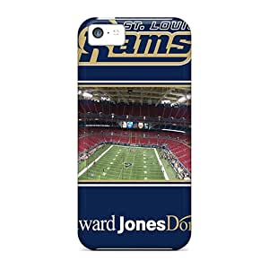 MunMDxF154 Case Cover St. Louis Rams Iphone 5c Protective Case