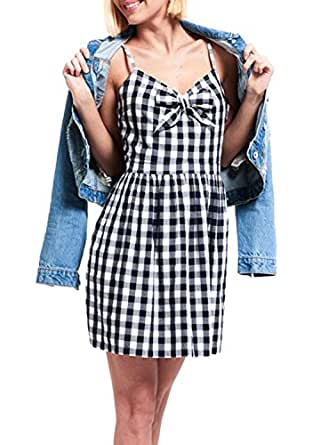 f14c6f9422 Superdry Alice Knot Dress G80004GQW Azul Marino L  Amazon.es  Ropa y  accesorios