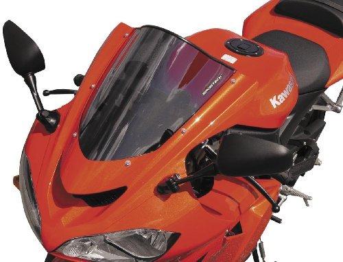 Sportech V-Flow Tint Series Windscreen for 2008-2009 Yamaha YZF-R6 (Sportech Windscreen V-flow)