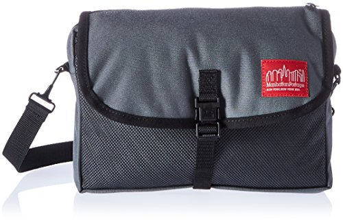 Manhattan Portage Red Hook Bag, Gray, One Size