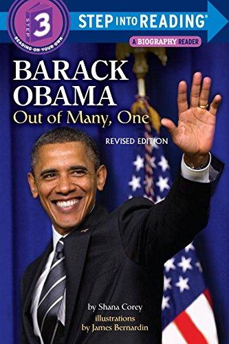 Barack Obama Many Step Reading product image