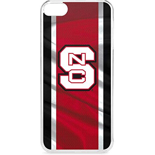 Skinit North Carolina State iPod Touch 6th Gen LeNu Case - NC State Flag Design - Premium Vinyl Decal Phone Cover ()
