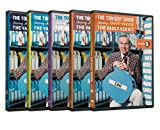Buy The Tonight Show Vault Series Collection Volume 1-5 starring Johnny Carson