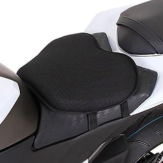 Cojin Gel Confort por Asiento Kawasaki Versys 650 Tourtecs Neopreno S