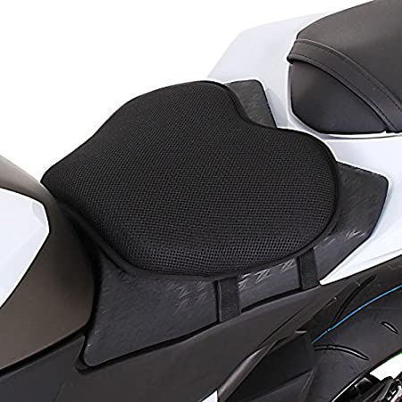 Gel Coussin de Selle S pour Harley Breakout 114 Noir