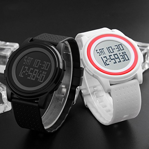 Mens-Digital-Sports-Watch-LED-Screen-Military-Watches-Ultra-Thin-Waterproof-Casual-Army-Watch