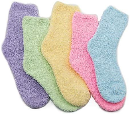 Fuzzy Slipper Socks Microfiber Sleeping product image