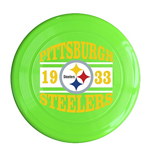 Linna Outdoor Game Frisbee Pittsburgh Sport Football Team Game Room Kellygreen