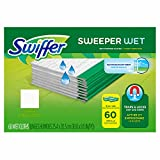 swiffer sweeper wet pads - Swiffer Sweeper Wet Cloth Refill,Open Window Fresh Scent, 30 Count (Pack of 2) (10 x 8 IN)