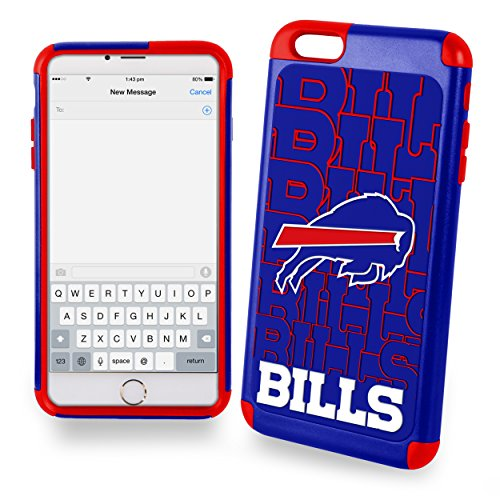 Forever Collectibles Dual Hybrid 2-Piece TPU 4.7