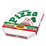 Oh My Pizza Pie Gummy Pizza Candy, 15.5 Ounce -- 12 per case.