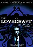 Book cover from The Lovecraft Anthology: Volume 1 by H. P. Lovecraft