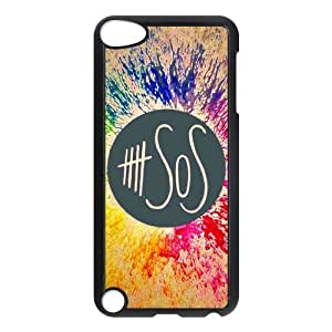 5sos Hardshell Cover Case for iPod Touch 5, 5G (5th Generation)