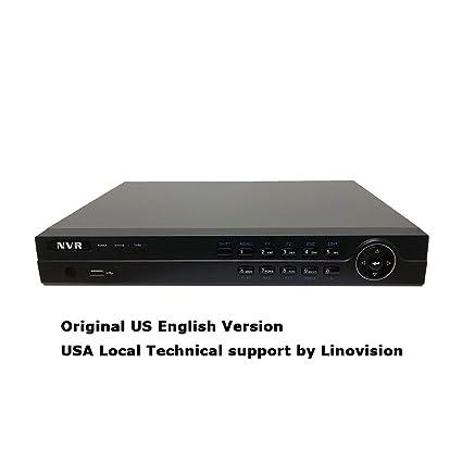 Linovision OEM 4CH NVR 4K & H 265 POE NVR, max 1 HDD, mini 1U case