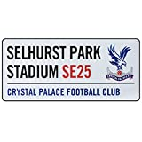 Crystal Palace Official Street Sign - Multi-colour