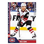 0f8a23c46 2018-19 Panini NHL Stickers Collection  119 Max Domi Montreal Canadiens  Official.