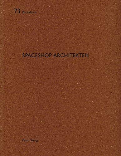 Spaceshop: De aedibus (English and German Edition)