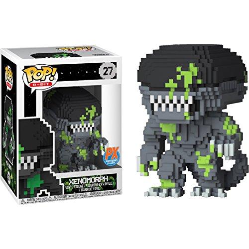 Funko Xenomorph (PX Exclusive): Alien x POP! 8-bit