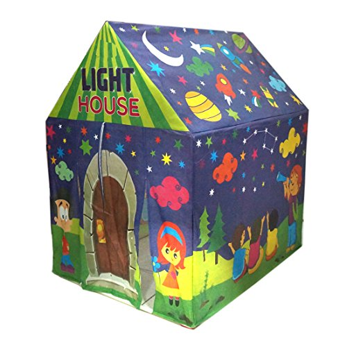 the latest e151d 66d99 Muren Fluorescent LED Light Tent House for Kids