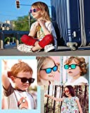 Baby Sunglasses Rubber Kids Polarized Sunglasses