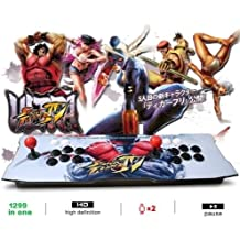 New 2018 Pandora Box 6S 1299 Video Games in 1 Home Arcade Console Gamepad HDMI Full HD Video 2 Player