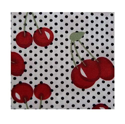 boutique Set carta di colorato 4er Kirsche fazzoletti Unico UwfqadU
