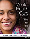 Mental Health Care:an Introduction for Health Professionals 3E Hybrid