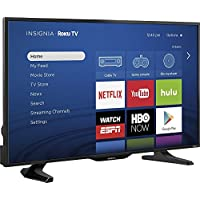 Insignia 39 Class (38.5 Diag.) - LED - 1080p - Smart HDTV Roku TV