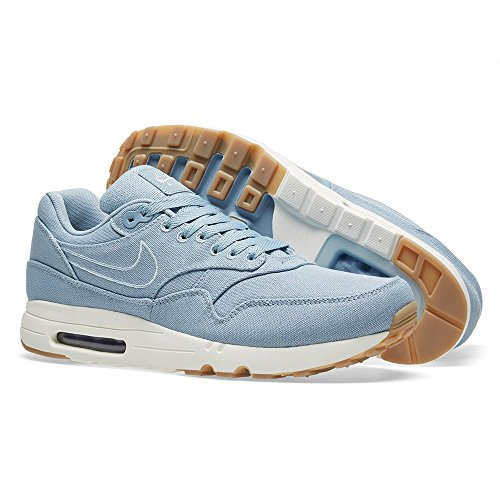 Nike Air Max 1 ultra 2.0 TXT Zapatillas Zapatillas zapatos para hombre Dunkelblau (College Navy/Black/White)
