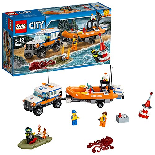 Lego City 4 x 4 Response Unit]()