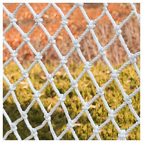 XXN Rete di Sicurezza,Scale per Bambini per Bambini Balcone Recinto Rete di Sicurezza Decorazione Porta da Carico Rete da Carico,Decorazione di Piante da Giardino Campo da Gioco Campo Sfera Reti Reti