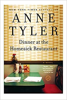 Image result for dinner at the homesick restaurant