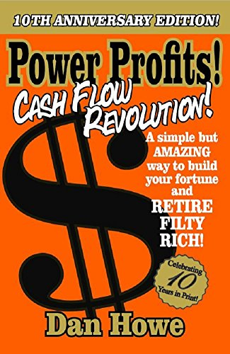 POWER PROFITS! Cash Flow Revolution: How to take your VENDING MACHINE business to the next level using the techniques the pros use