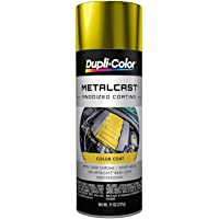 VHT MC202 Yellow 11 Ounce Dupli-Color Coating Anodized