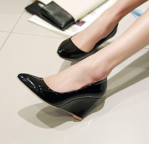 YE Femmes Bout Pointu Talon et Sexy Chaussures Escarpins à Simple BB5ra7x