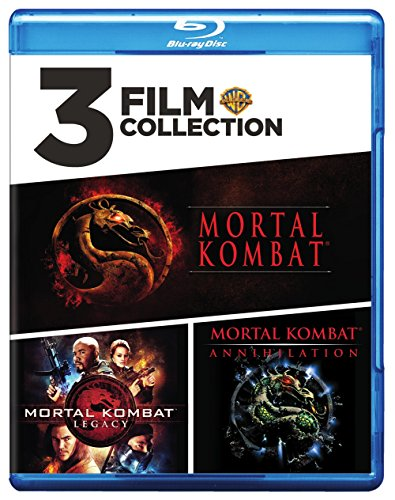 Mortal Kombat Triple Feature (Mortal Kombat/Mortal Kombat: Annihilation/Mortal Kombat: Legacy) [Blu-ray]