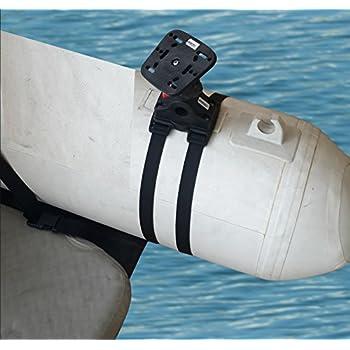 Brocraft float tube fish finder mount for Float tube fish finder