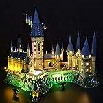 Knoijijuo-Kit-di-Illuminazione-Set-Light-Set-Luce-Luce-del-LED-per-Lego-Harry-Potter-Hogwarts-Castello-71043-Non-Incluso-Modello-Lego